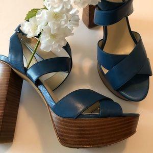 Nine West Footsteps Platform Sandals